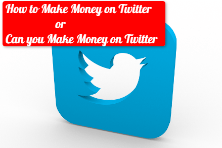 How to make money on twitter - Can You Make Money on Twitter-Go Gyan Pedia