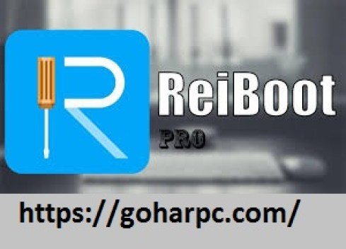 Tenorshare Reiboot Pro 6.1.0 +Crack License Registration Code [LATEST]