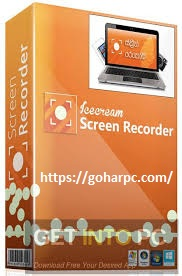 IceCream Screen Recorder Pro 6.20 With Crack For [Mac + Windows]