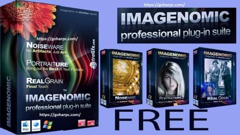 Imagenomic Professional Plugin Suite Build 1734 With Crack