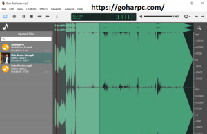 Ocenaudio 3.7.18 Crack + Full Version Free Download