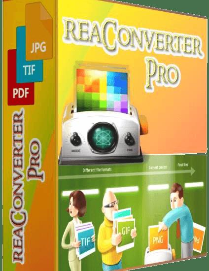 ReaConverter Pro 7.618 + Crack + Unlock Free Download 2021