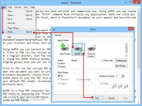 doPdf Full Version Crack with License Code 2021 Torrent Free