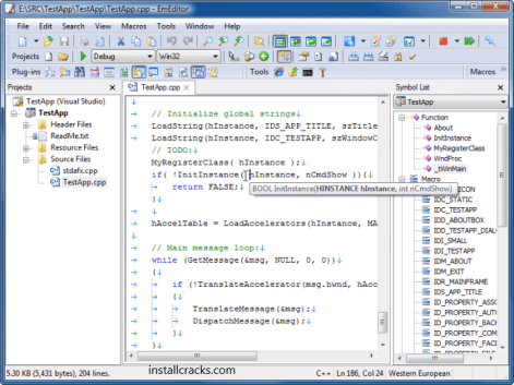 EmEditor Professional Latest License Key Free Torrent