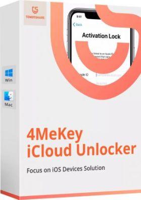 Tenorshare 4MeKey 3.0.2.9 Full Version Crack Download Free