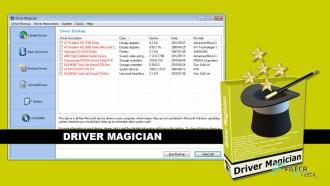Driver Magician Crack 2022 Full Version Free Download