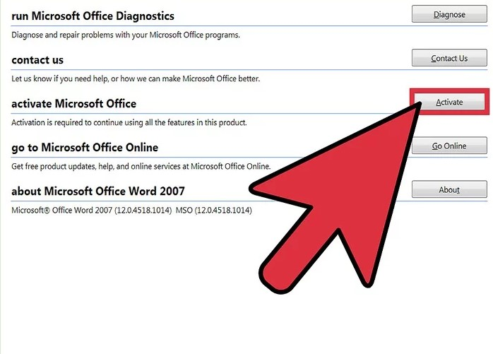 Activate Microsoft Office 2007 Without Product Key For Windows 7 / 8 / 11 / 10