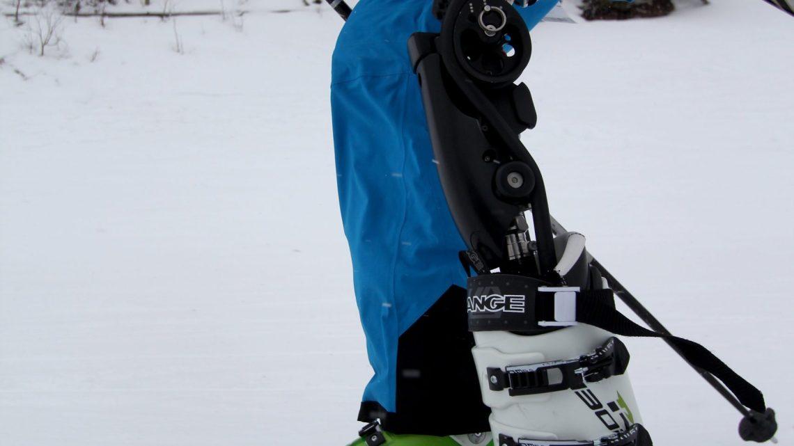 GoHawkeye Leg Recipient Returns To Ski Telluride