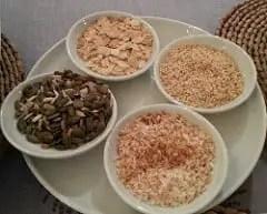 Fiber Low Carbs Foods