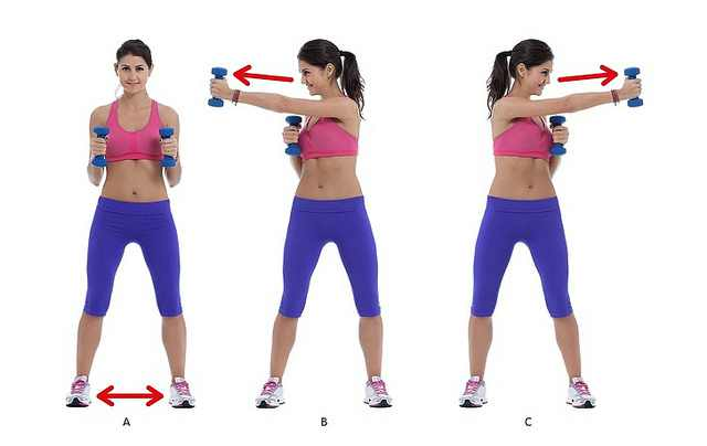Exercise to Reduce Breast Size With Pictures