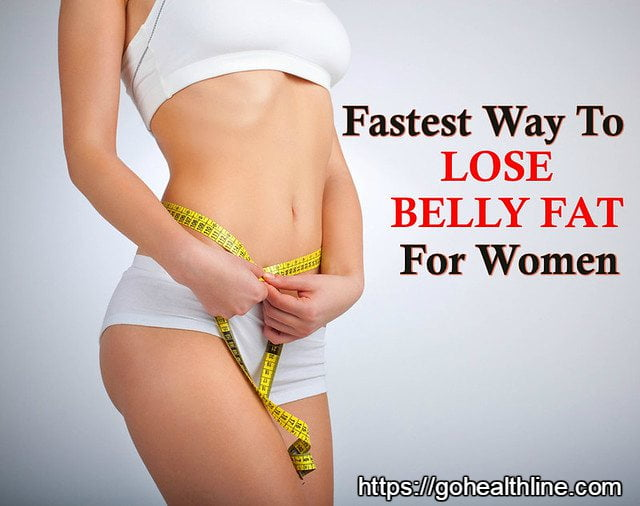 How to Lose Lower Belly Fat Female- The 6 Best Ways