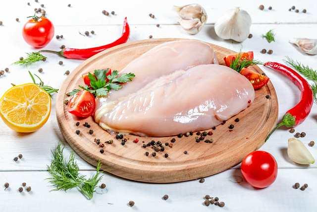 benefits of boneless skinless chicken breast nutrition