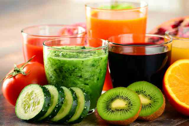 best juice for weight loss in the morning