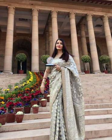Aishwarya Rai Bachchan to Be Honored by the President of India on 28th January
