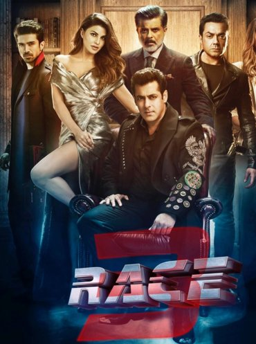 Race 3 Poster and Daisy Shah's Catchy Look REVEALED