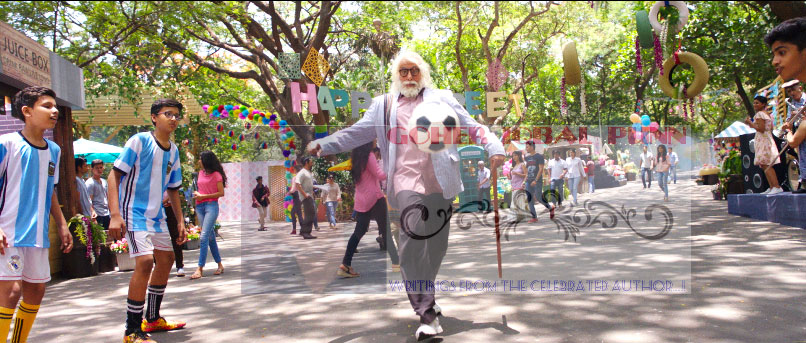 Amitabh Bachchan's 102 Not Out