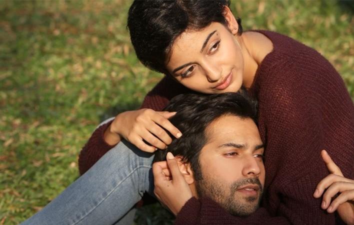 Varun Dhawan's October