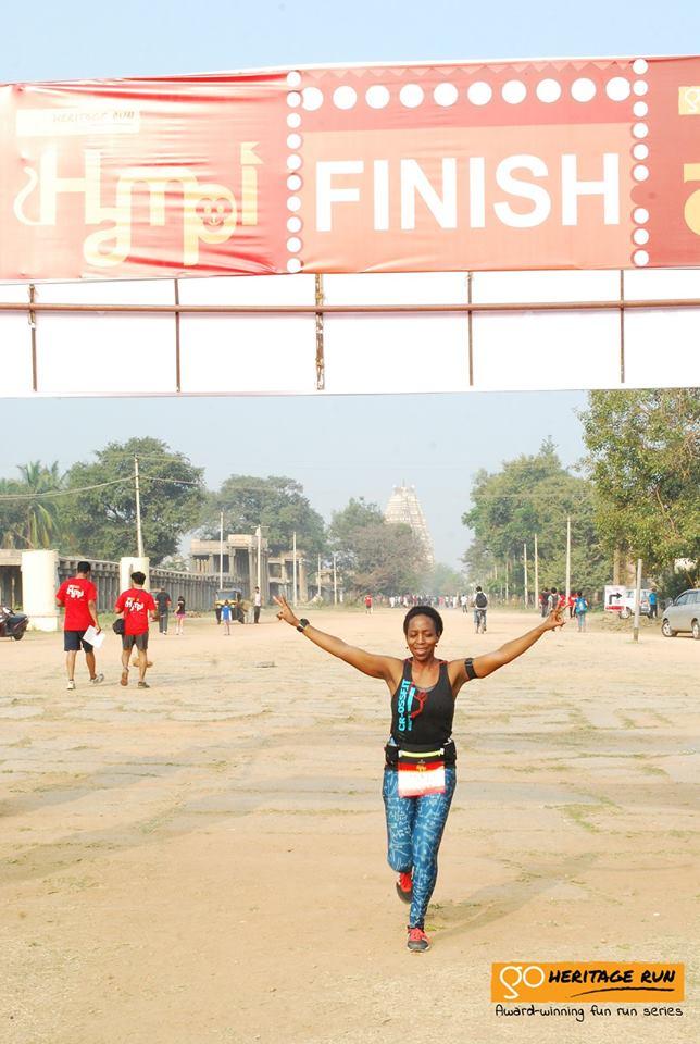 Go Heritage Run - Hampi