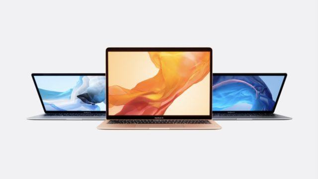 Apple Launches New MacBook Air With Retina Display And TouchID