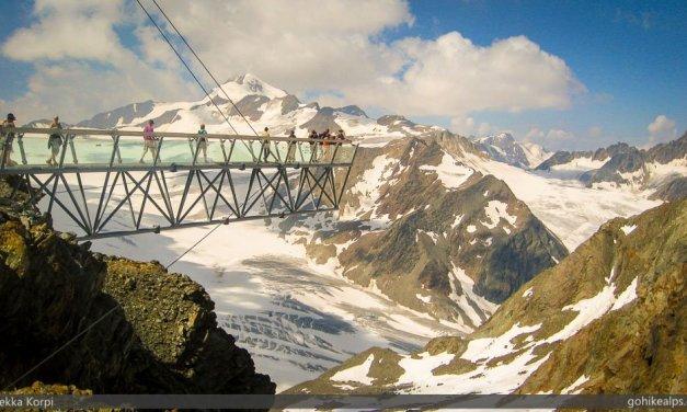 Hiking in Ötztal: Sölden Tiefenbach Glacier to Vent