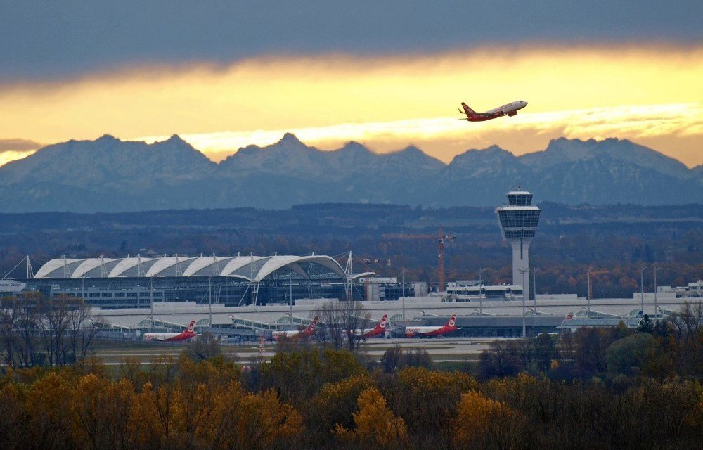 Munich Airport: Best for Tirol and even Südtirol