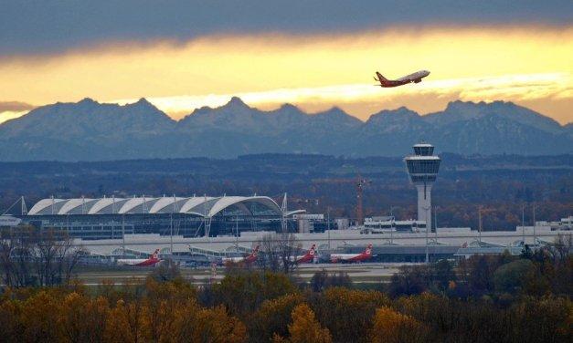 Munich Airport: Best for Tirol and even Südtirol