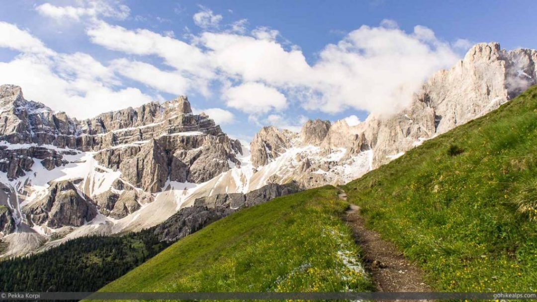 Path to Roa-Scharte