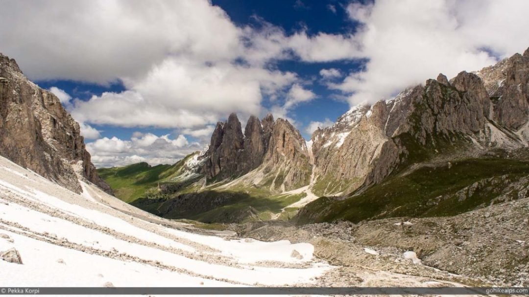 View to Seceda