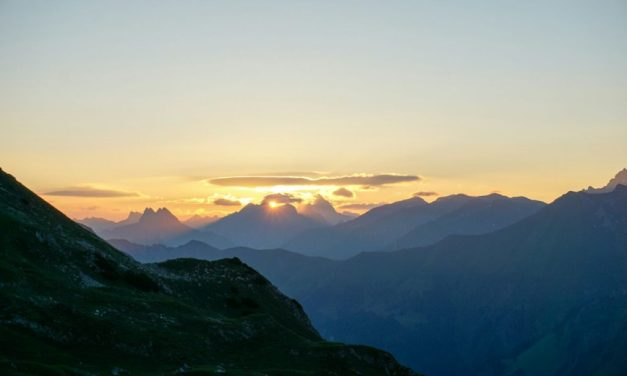 Reporting From the Trail – Oberstdorf to St. Anton