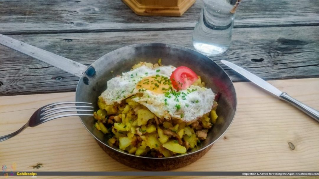 Tiroler Gröstl - Food of the Champions