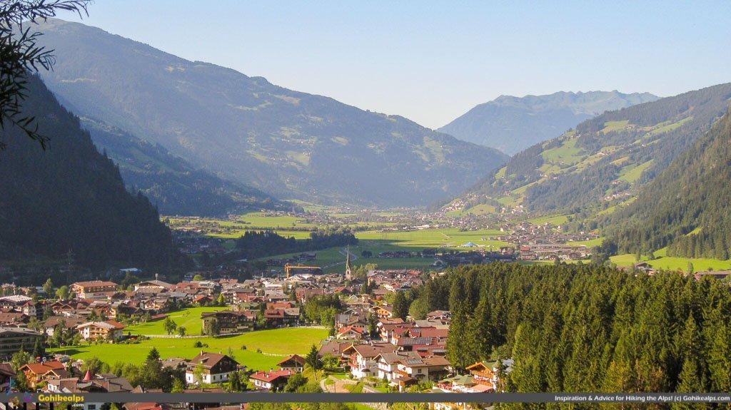 Mayrhofen – Base camp for Zillertal