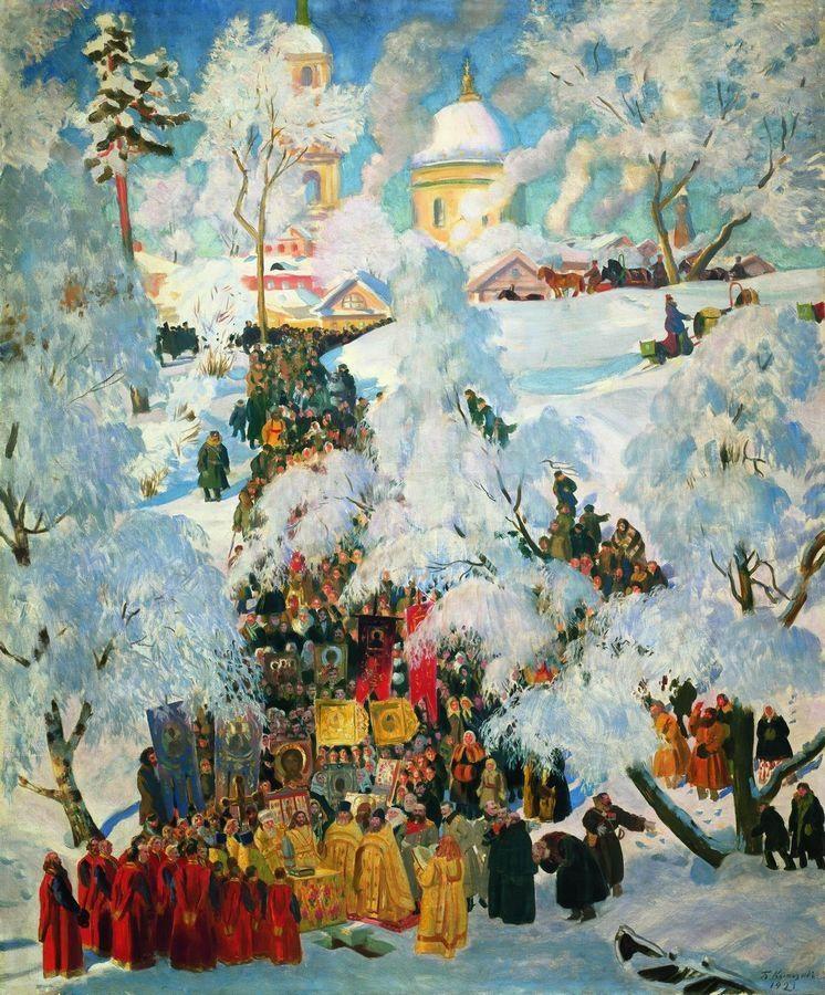 RUSSIAN WINTER IN RUSSIAN ART Part 2 Home Amp Away