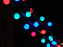 Lights all around