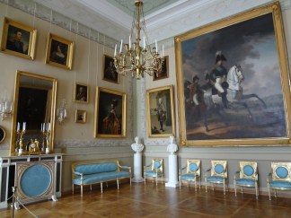 Arkhangelskoye - 18th century paintings at Yusupov Palace