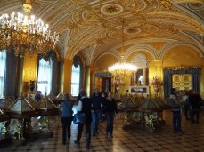 Gilded rooms, Hermitage