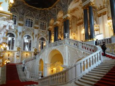 Main entrance hall of the Winter Palace