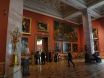 Renaissance halls, Hermitage