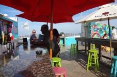 Sandbar rooftop bar