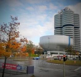 Munich BMW HQ