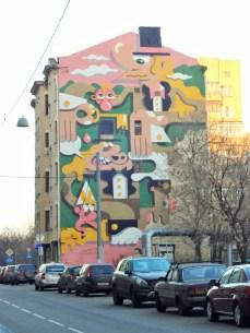 Moscow Street Art 1