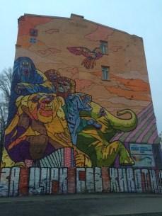 Moscow Street Art 3