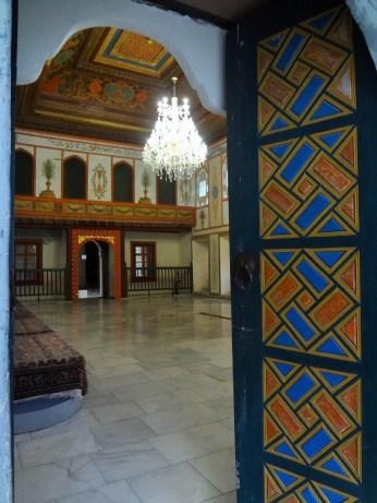Bakhchisaray Palace assembly hall