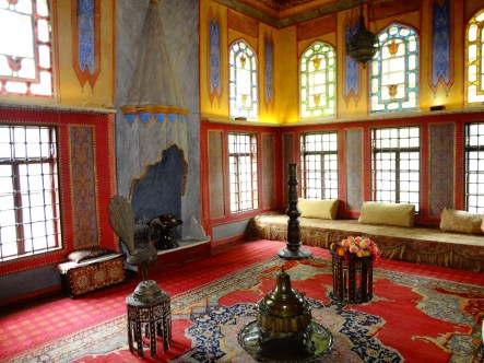 Bakhchisaray Palace interior