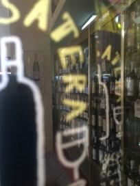 Wine shop in Novy Svet