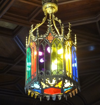 Vorontsovsky Palace interior - light and color