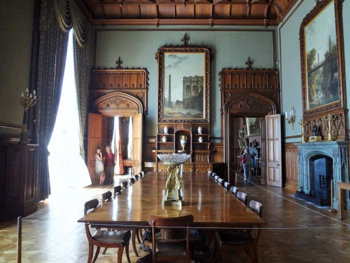Vorontsovsky Palace dining room