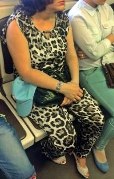 Yesss! Leopard-print jumpsuit!!!