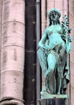 Antwerp architecture detail