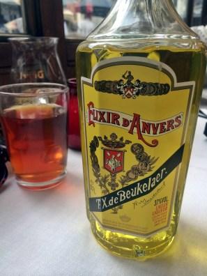 Local liquor - Elixir d'Anvers