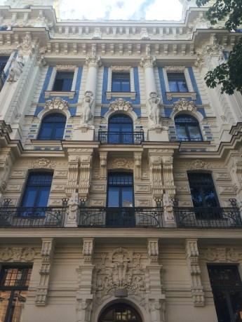 Riga Art Nouveau 6